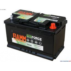 BATTERIA FIAMM  AFB   START E STOP 80 AH  740 A     = L4