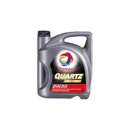 OLIO TOTAL  QUARTZ INEO EFF FIRST  0W30   LT 1