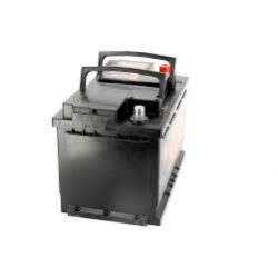 BATTERIA AFB START E STOP 80 AH  740 A  blck black