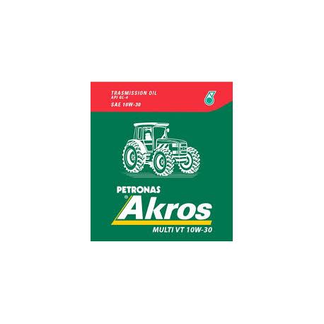 OLIO AKROS.10W30 200 LT (G) (22131900)     N.T.