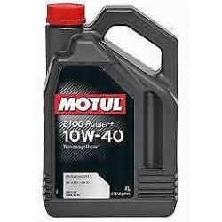 OLIO AUTO MOTUL 2100 POWER 10W40 LT4